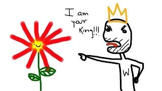 MINECRAFT FLOWER POWER UHC - THE FLOWER KING!