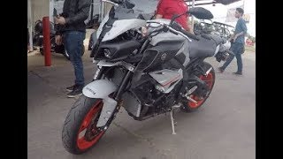 3. 2019 Yamaha MT10 First Ride Review