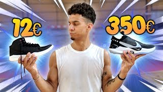 CHAUSSURE DE BASKET 12€ VS 350€ ! (NIKE ADAPT BB AUTO-LAÇANTES)