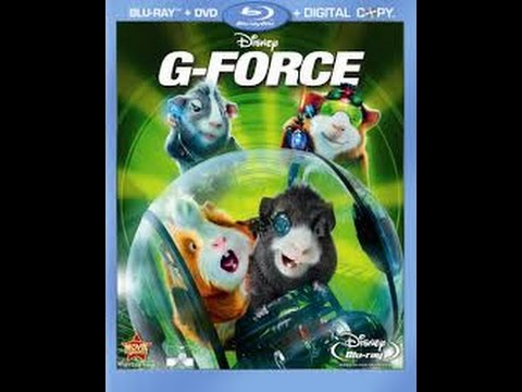 Opening To G-Force 2009 Blu-Ray