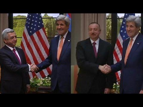 Βιέννη: Συμφωνία Αρμενίας – Αζερμπαϊτζάν για εκεχειρία στο Ναγκόρνο Καραμπάχ