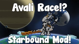 Hello everyone and welcome to a new mod showcase! This time up we're talking about the Avali race mod by RyuujinZERO.
