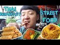 Thai BREAKFAST Street Food Tour in Bangkok Silom Soi 20 waptubes