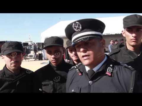 وزارة الداخلية تخرج دفعة للقوات الخاصة