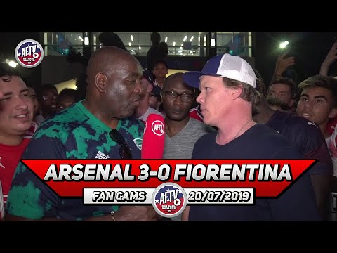 Arsenal 3-0 Fiorentina | I'm Not Optimistic For This Season If We Don't Make Signings!