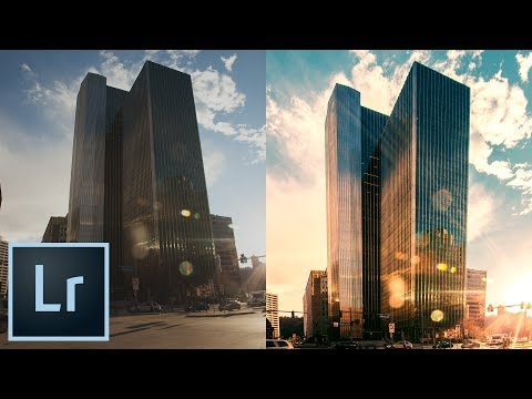 Crazy Lens Corrections & Perspective Changes for Architecture Photos Lightroom Tutorial