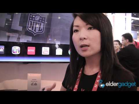 CES 2012 Video: Marvell Google TV