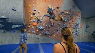 Alot Of Climbing With The Crew - Part One by Eric Karlsson Bouldering