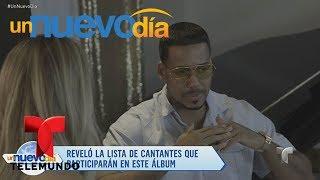 Video oficial de Telemundo Un Nuevo Día. Nuestra querida Verónica Albornoz, corresponsal en Nueva York, entrevistó al cantante Romeo Santos, quién nos contó todos los detalles de su nuevo disco.YouTube: http://www.youtube.com/unnuevodiaOfficial page: http://www.Telemundo.com/UnNuevoDiaFacebook https://www.Facebook.com/UnNuevoDiaTwitter https://twitter.com/#!/UnNuevoDiaSUBSCRIBETE: http://bit.ly/1ykCaDrUn Nuevo Día:Es un programa de entretenimiento que ofrece las últimas noticias y titulares de la farándula, lo que está pasando en la vida de los famosos dentro y fuera de la pantalla. Además de los secretos más íntimos de los artistas, sus camerinos y sus hogares.SUBSCRIBETE: http://bit.ly/1ykCaDrTelemundoEs una división de Empresas y Contenido Hispano de NBCUniversal, liderando la industria en la producción y distribución de contenido en español de alta calidad a través de múltiples plataformas para los hispanos en los EEUU y a audiencias alrededor del mundo. Ofrece producciones originales, películas de cine, noticias y eventos deportivos de primera categoría y es el proveedor de contenido en español número dos mundialmente sindicando contenido a más de 100 países en más de 35 idiomas.FOLLOW US TWITTER: http://bit.ly/1aKzTGALIKE US ON FACEBOOK: http://bit.ly/1Bpw7JVGOOGLE+: http://bit.ly/1AyjyRk¡Romeo Santos nos presenta su nueva producción musical!  Un Nuevo Día  Telemundo