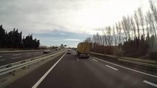 Kamionsofőr 1 napja. 2.rész