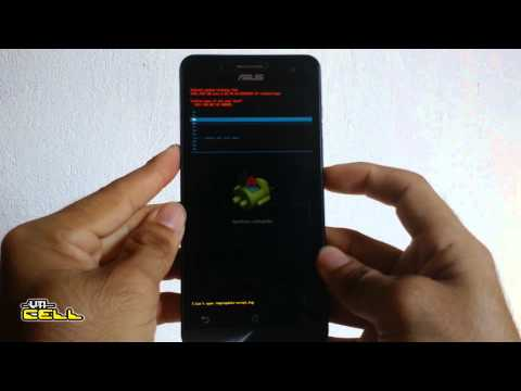 Hard Reset no Asus Zenfone 5 (A501) #UTICell