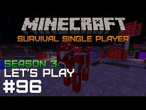 Minecraft SSP #96 — Безжизненные пещеры [Season 3]