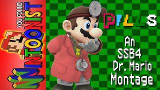 Very High Quality Smash 4 Doctor Mario Comedy Montage!