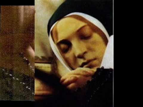 corpo incorrotto di Bernadette - the incorrupt body of Bernadette