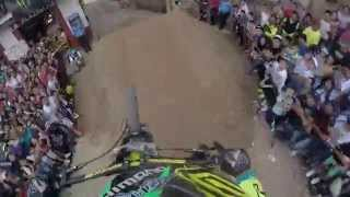On Board: Bernardo Cruz winning run Taxco Urban DH 2015