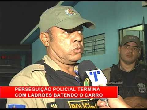 [RONDA GERAL] Em Paulista, perseguição policial termina com bandido baleado