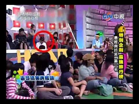憲哥第一次遇到對手,竟然有人在他的節目上睡覺?