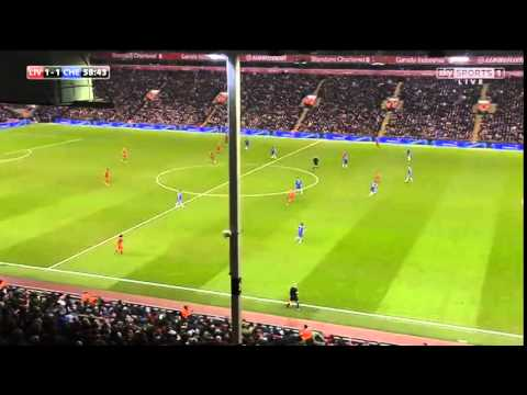 CAPITAL ONE CUP 2014/15 | Chelsea 1 V 1 Liverpool | Highlights