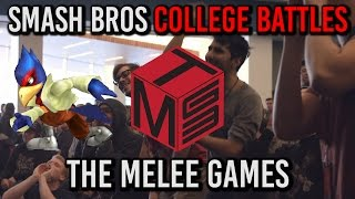 The Melee Games Championship at Genesis 3 – Interviews and coverage by SSBM Tutorials