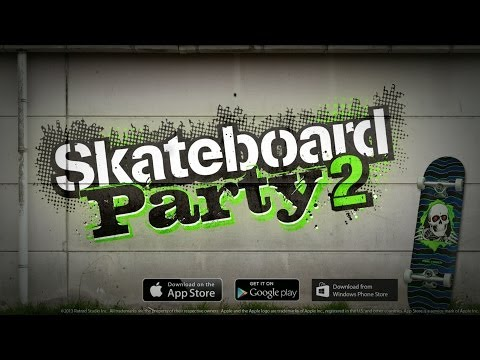 Video of Skateboard Party 2