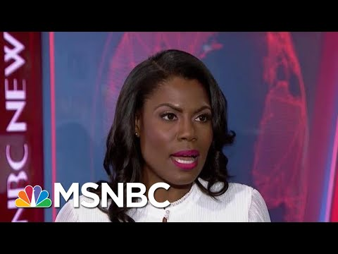 Vanity Fair: President Donald Trump Wants Omarosa Manigault 'Arrested' | Hardball | MSNBC