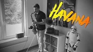 Download Lagu Camila Cabello - Havana (Saxophone Cover) ft. Young Thug Mp3