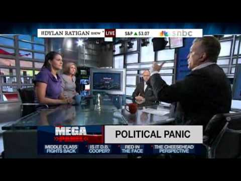 Dylan Ratigan Loses It On Air