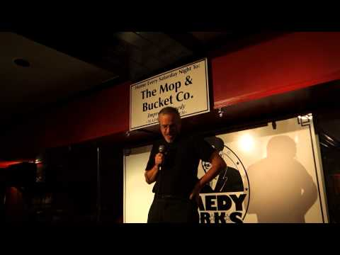Dave Stein at the Albany Comedy Works 10-10-2013