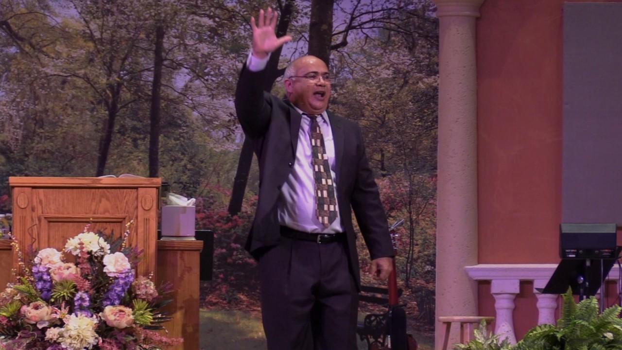 """""""Él Vive"""". Mensaje por nuestro Pastor David N Zamora."""