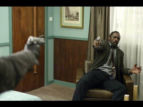 DCI Reed confesses to Luther - Luther - BBC