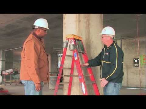 Construction Site Safety Walk – NECA/IBEW Team