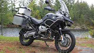 9. BMW GS 1200 Adventure Review and Test Ride