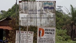 S. Leone In New Anti-Ebola Lockdown