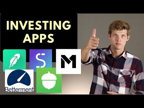 Best Investing Apps In 2018 (Top 5 Ranked)