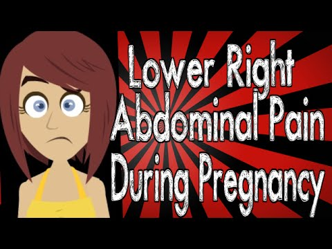 Lower Right Abdominal Pain During Pregnancy