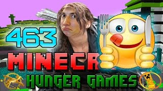 Minecraft: Hunger Games w/Mitch! Game 463 - EATEN BY THE DEATHMATCH!