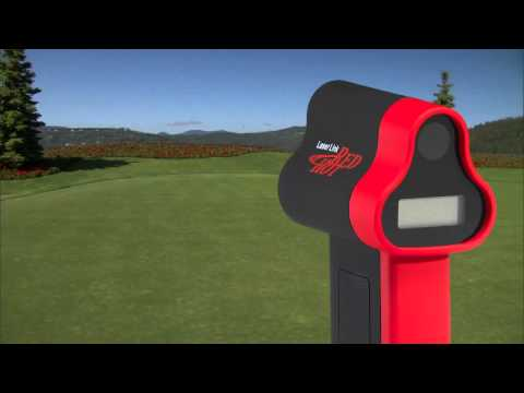 Laser Link Red Hot Golf Rangefinder at InTheHoleGolf.com