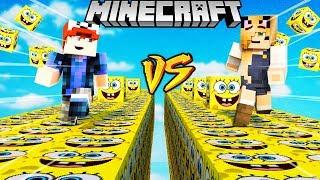 Video SZALONY WYŚCIG! - SPONGEBOB LUCKY BLOCKI MINECRAFT (Spongebob Lucky Block Race) | Vito vs Bella MP3, 3GP, MP4, WEBM, AVI, FLV Desember 2018