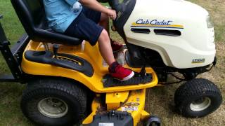 3. Cub Cadet LT1045 for sale