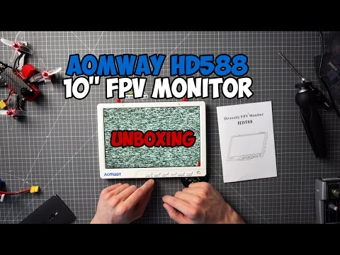 German Unboxing Aomway HD588