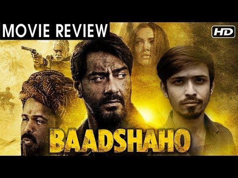 BAADSHAHO MOVIE REVIEW | Ajay Devgn, Emraan Hashmi
