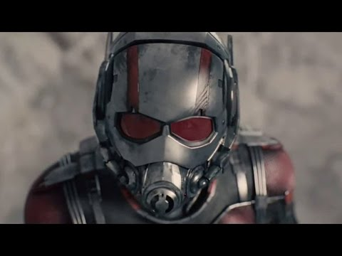 ANTMAN TV Spot 6 2015 Paul Rudd Marvel
