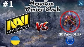Na`Vi vs NoPangolier #1 (BO3) | MegaFon Winter Clash