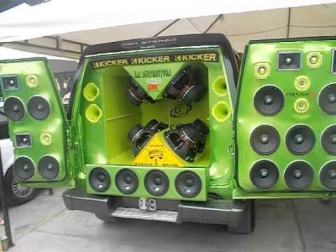 camioneta kiker . la destructora cali (видео)