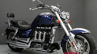 7. 2009  TRIUMPH  ROCKET III CLASSIC  - National Powersports Distributors