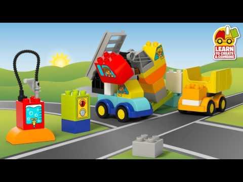 Конструктор Мои первые машинки - LEGO DUPLO - фото № 3