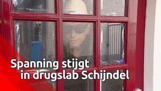 Bij de nieuwe escaperoom in Schijndel kom je binnen in een drugslab