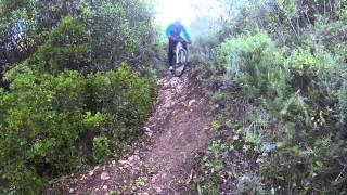 Ride em Azeitão (08-12-2013) 100% BTT Team - Montijo