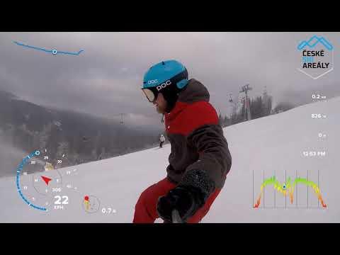 (cz) Ski Dolní Morava červená 2 2018