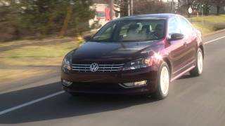 2012 Volkswagen Passat TDI - Drive Time Review With Steve Hammes